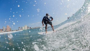 A Passionate Surfer