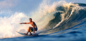 Eco-friendly Surfing